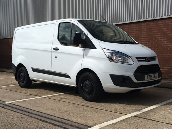 SWB van for hire